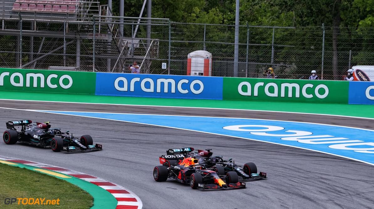 """Brown: """"Kwestie van tijd totdat Hamilton-Verstappen in tranen eindigt"""""""