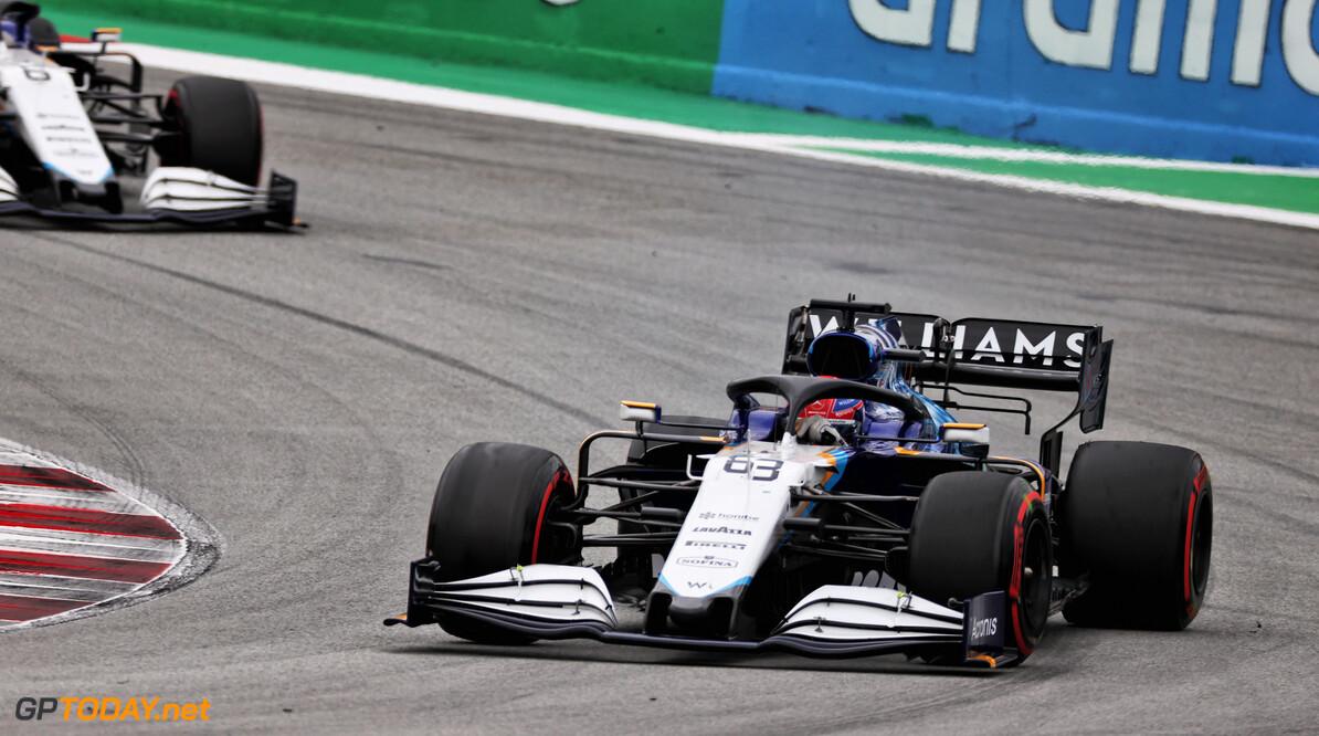 """""""Williams staat nog altijd in de schaduw van de dood van Aryton Senna"""""""