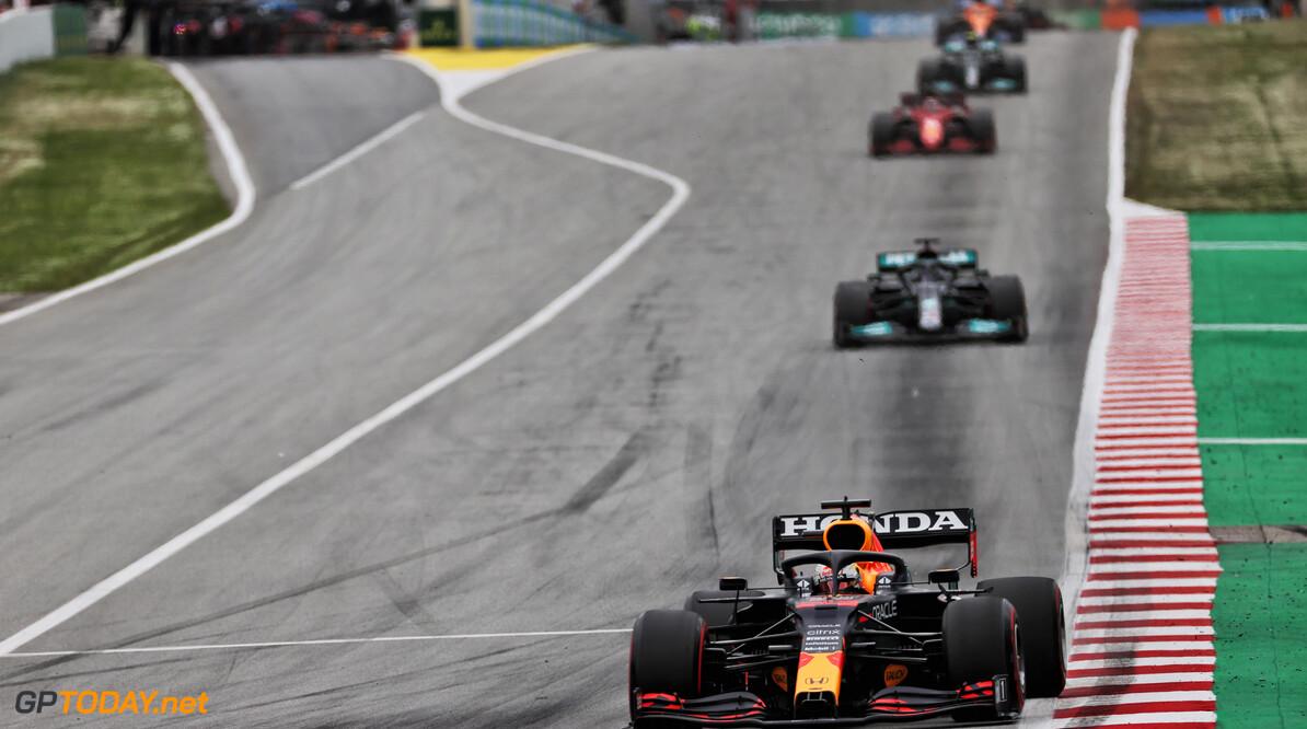 <b>Video: </b>Zoveel buigt de Red Bull Racing-achtervleugel door op de rechte stukken
