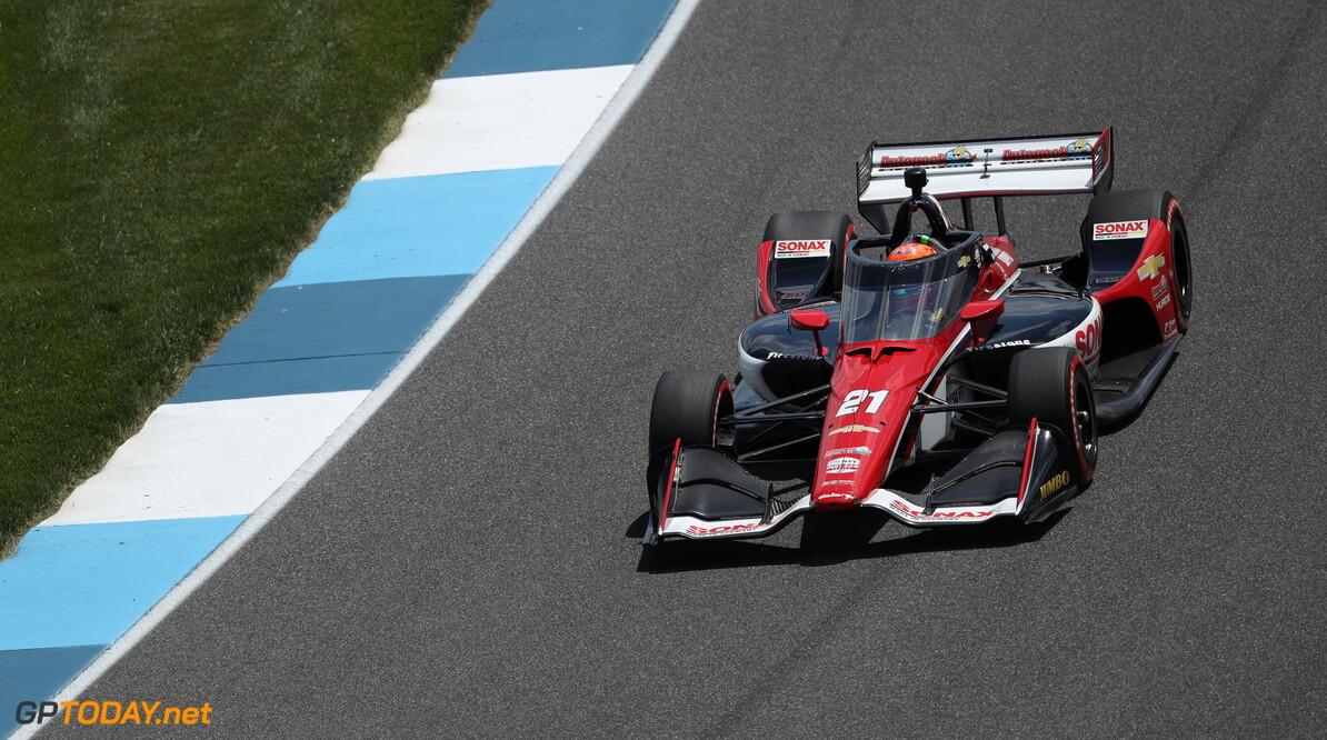<b>Autosport TV-gids:</b> Rinus VeeKay terug van vakantie