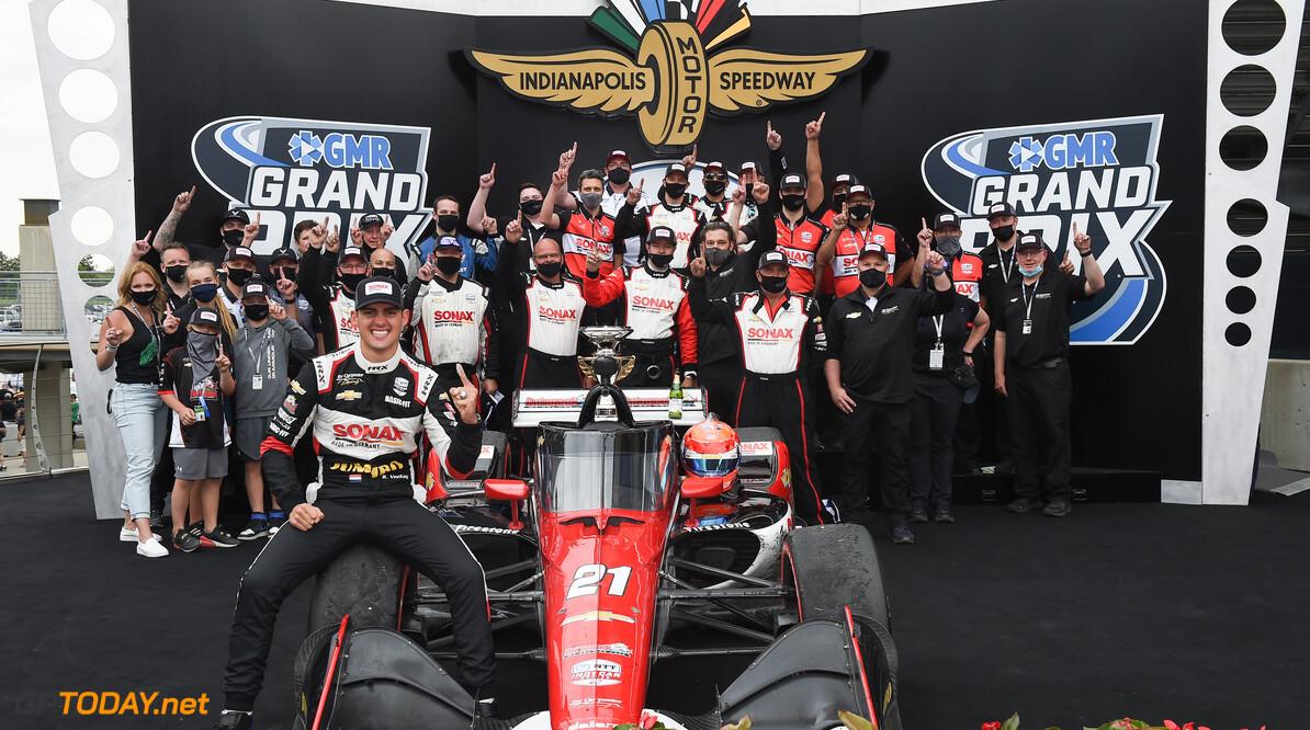 2021-Indianapolis-500-Pace-Car  CHRIS OWENS Indianapolis USA