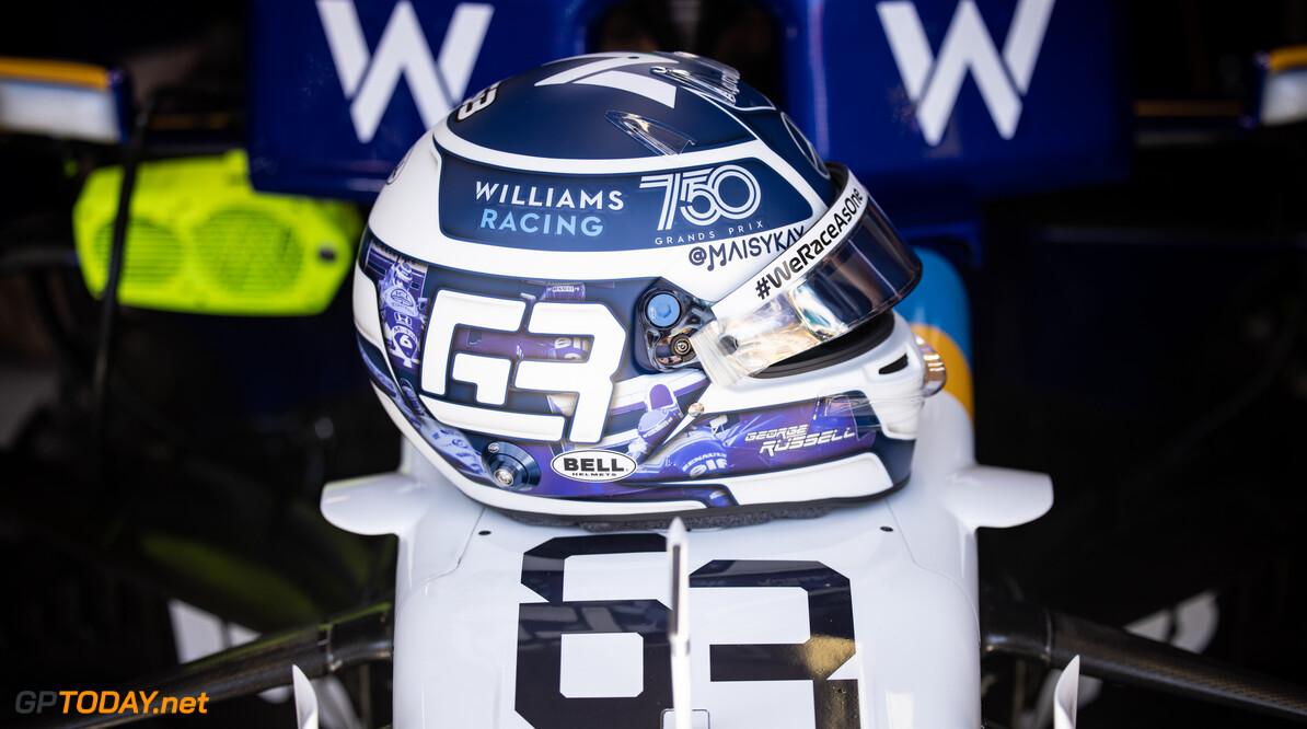 """Fernando Alonso: """"George Russell is kampioen van  de toekomst'"""