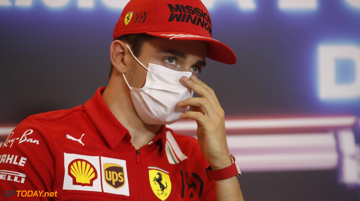 Ferrari geeft Leclerc nieuwe versnellingsbak voor Azerbeidzjan
