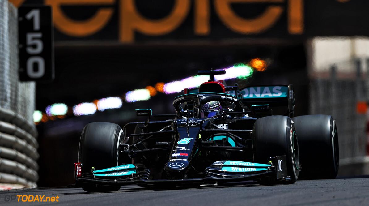 'Mercedes heeft motoren teruggeschroefd tijdens vrije trainingen'