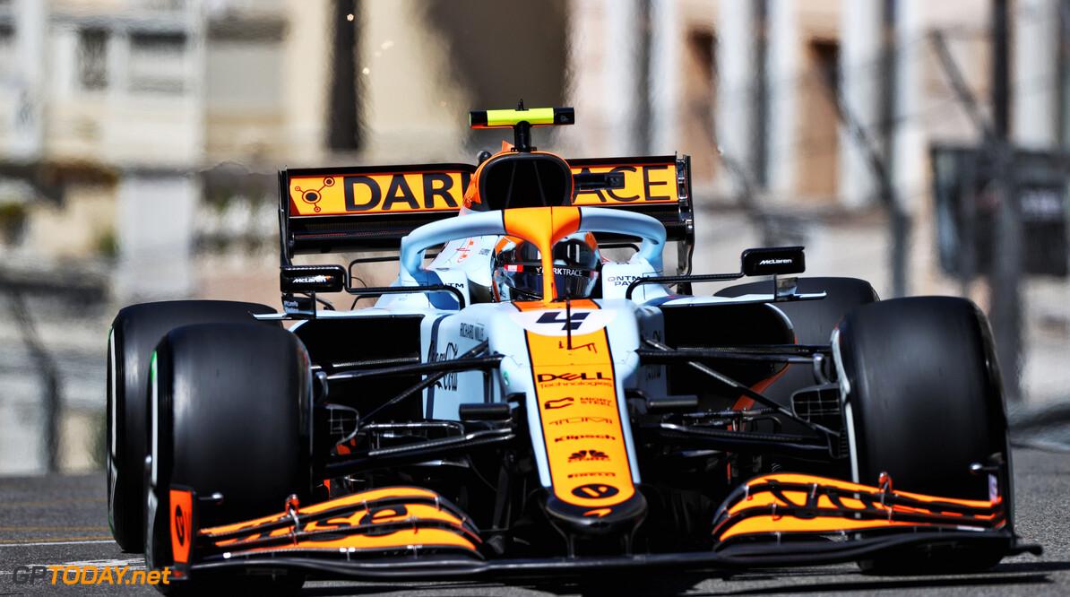 """Norris maakte zich """"best wel zorgen"""" na vertrouwen in wagen kwijtraken na pitstop GP Monaco"""