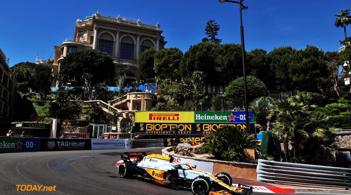 Lando Norris ziet dat Carlos Sainz zich beter kan aanpassen dan Daniel Ricciardo