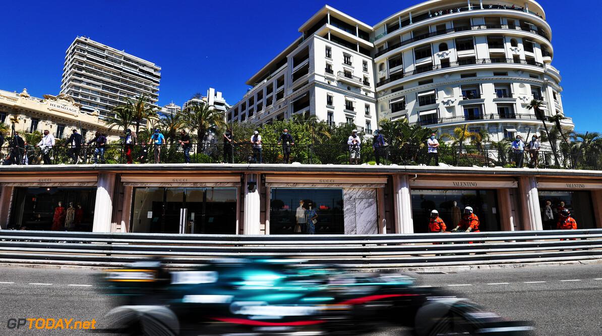 """Sebastian Vettel reed met tranen in zijn ogen door Monaco: """"Tranen bleven maar komen"""""""