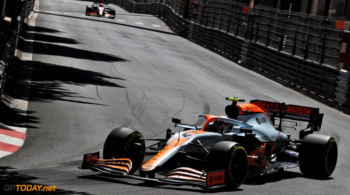 Lando Norris kijkt uit naar Grand Prix van Monaco die hij start vanaf vijfde startplek