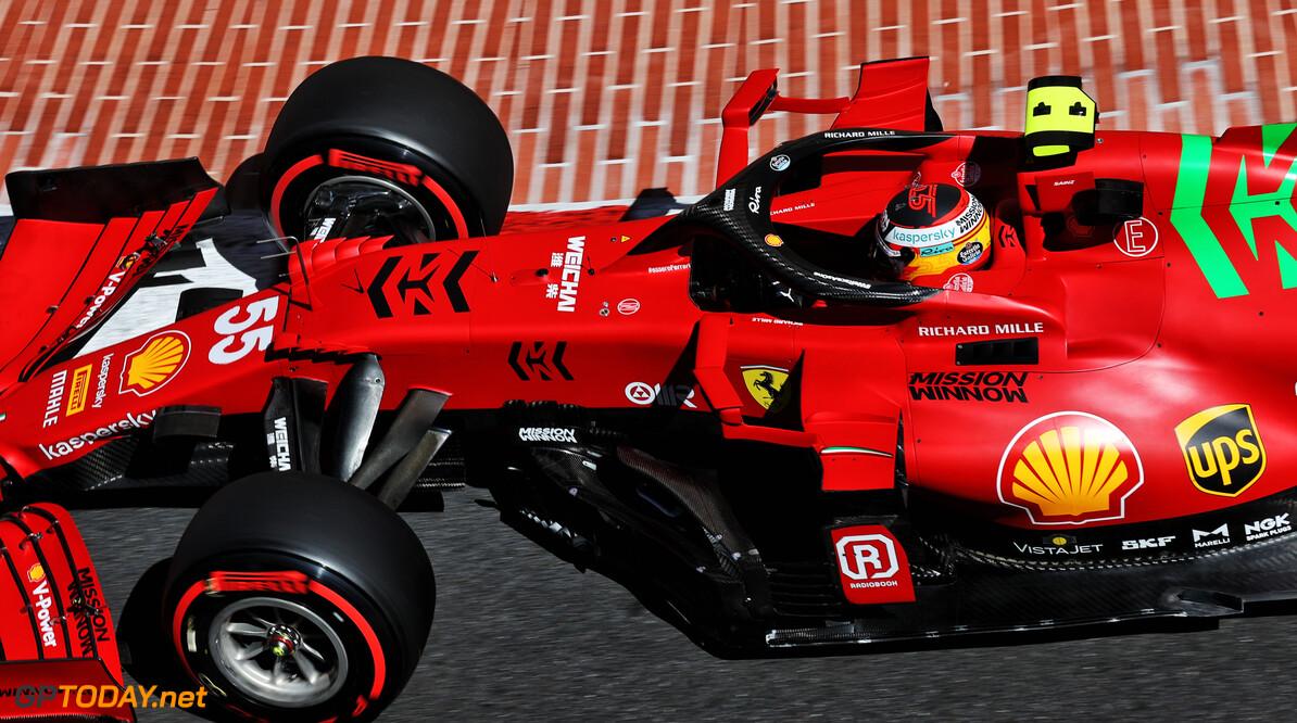 """Ferrari-coureur Carlos Sainz is des duivels: """"Ik had pole position kunnen pakken"""""""