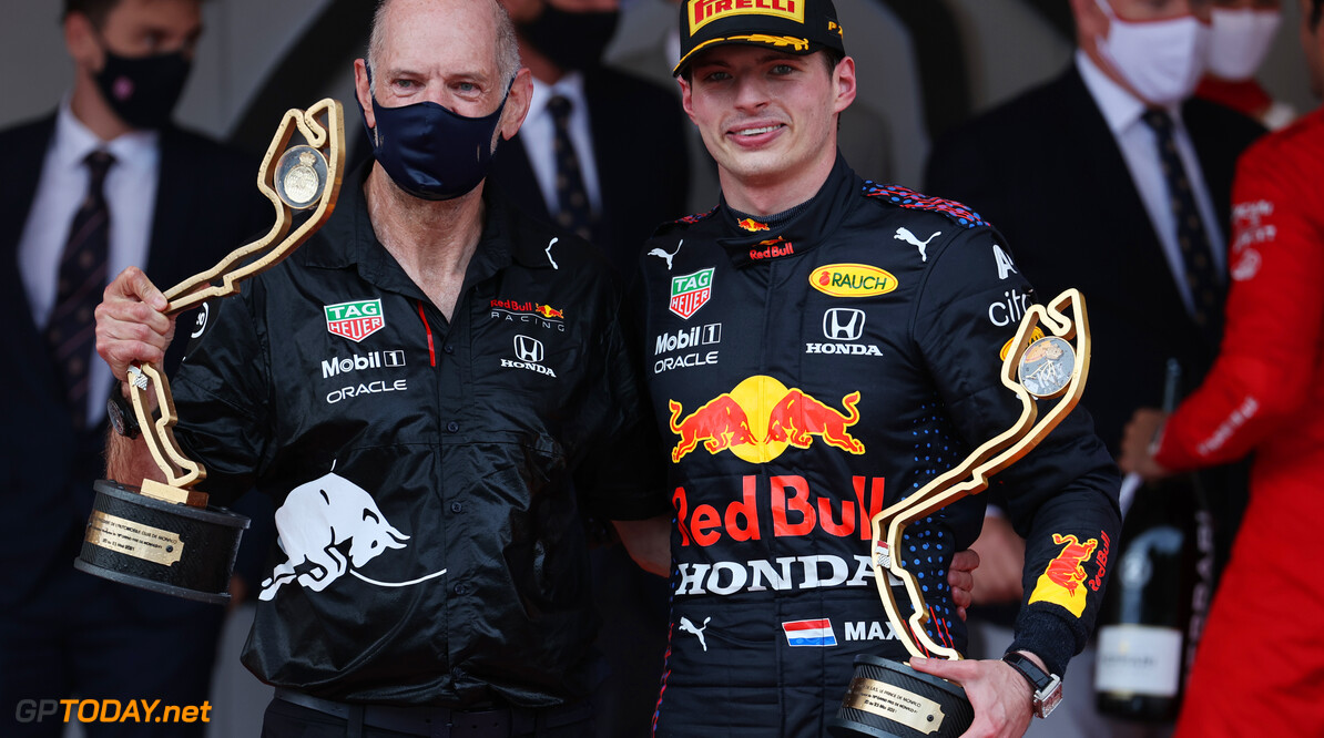 "Verstappen na winnen GP Monaco: ""Het is zo speciaal om hier te winnen"""
