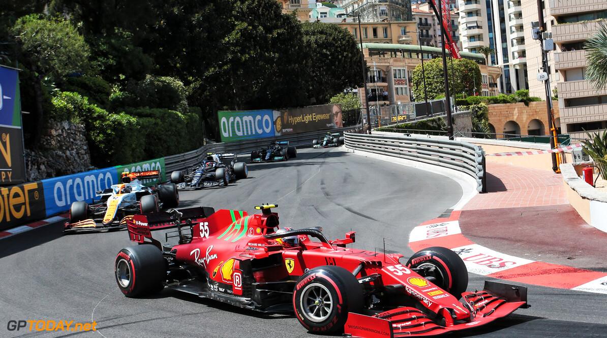 Ferrari tempert de hoopvolle verwachtingen van Tifosi na podium in Monaco