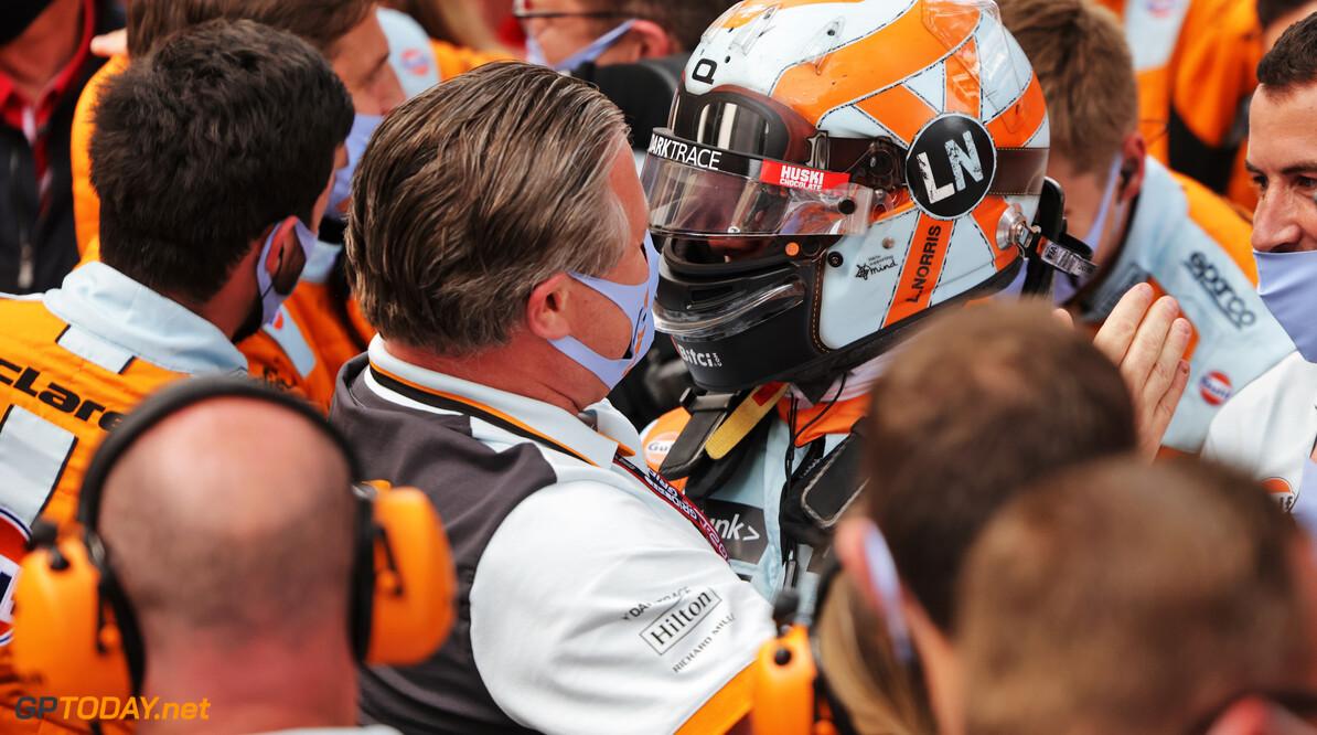 <b>Video: </b>Kijk mee achter de schermen bij McLaren tijdens GP van Monaco