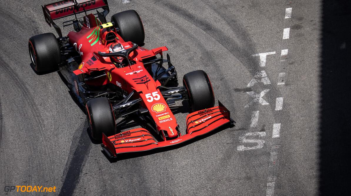"""Carlos Sainz hield de eer voor Ferrari hoog en voelde die druk: """"Als team mogen we trots zijn"""""""
