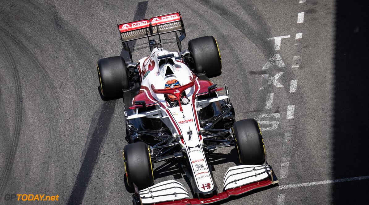<b>Video: </b>Aan boord bij Raikkonen tijdens een geniale inhaalmanoeuvre op Ricciardo