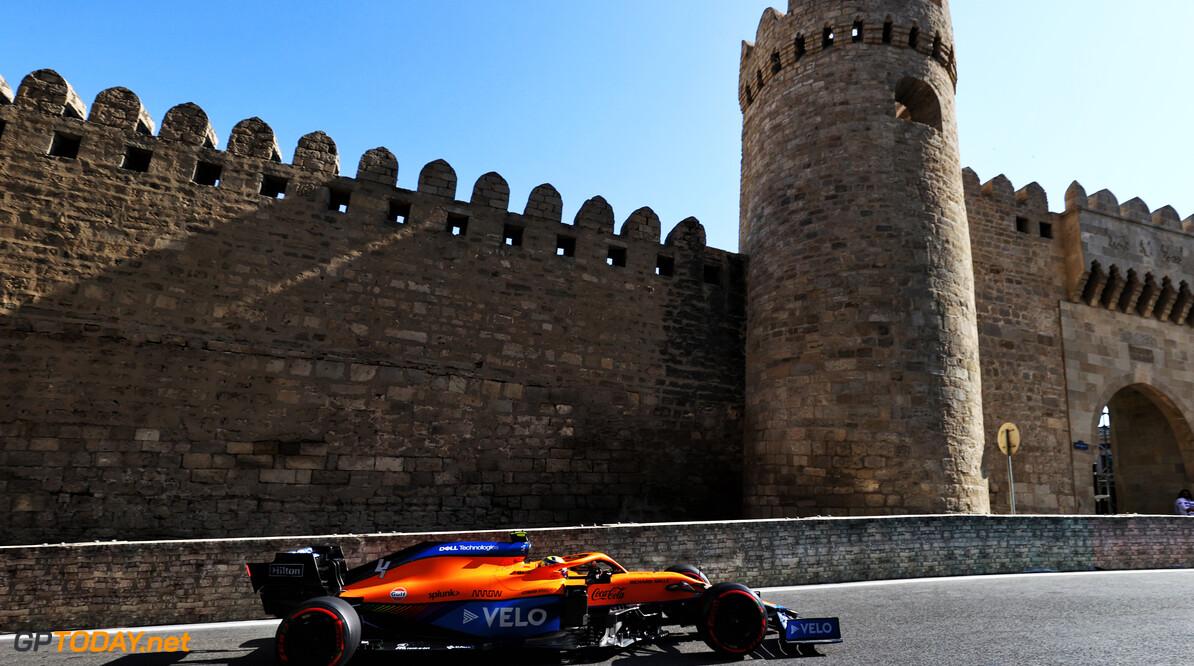 FIA deelt milde straf uit aan Norris voor negeren rode vlag