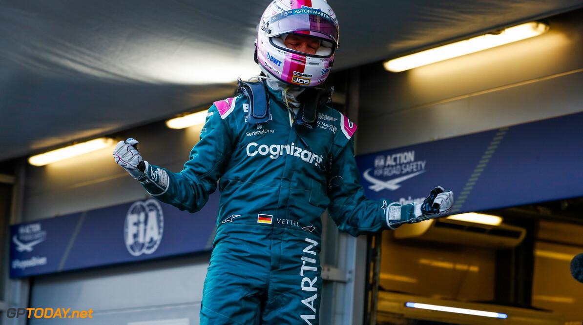 Sebastian Vettel waagt zich in discussie over regenboog-kleuren voetbalstadion München
