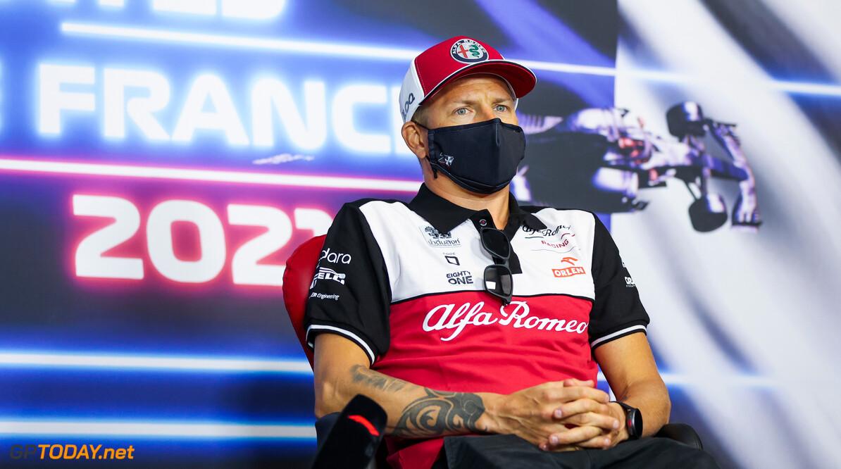 Alfa Romeo twijfelt aan toekomst Kimi Raikkonen