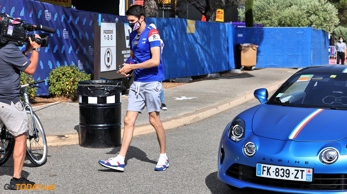 Fransman Esteban Ocon ligt voor de komende jaren vast bij Alpine: 'Au Revoir, Toto!'