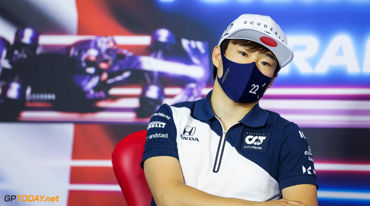"""Tsunoda verlegt prioriteiten: """"Ik moet mijn kwalificaties verbeteren"""""""