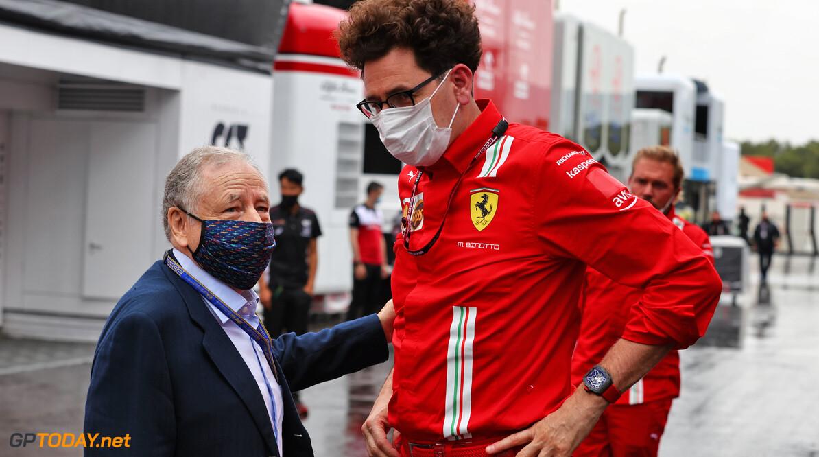 Ferrari-baas Binotto verwacht chaos tijdens sprintrace op Silvestone