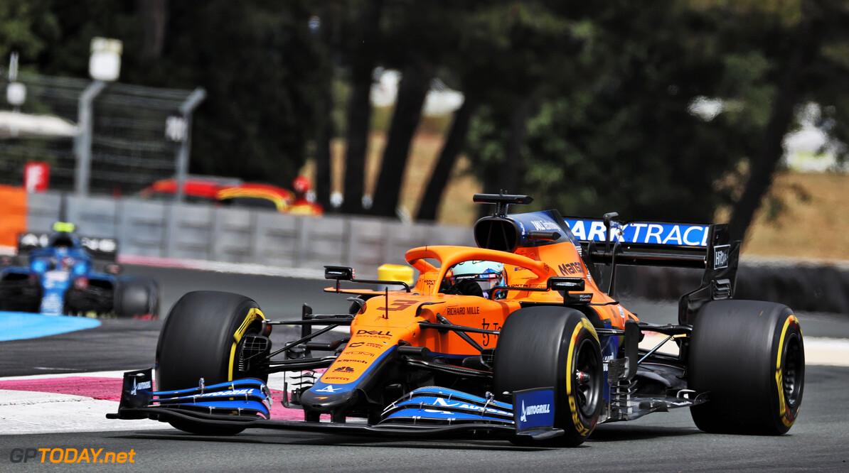 "Daniel Ricciardo kon weer genieten in de auto: ""Droomrace"""