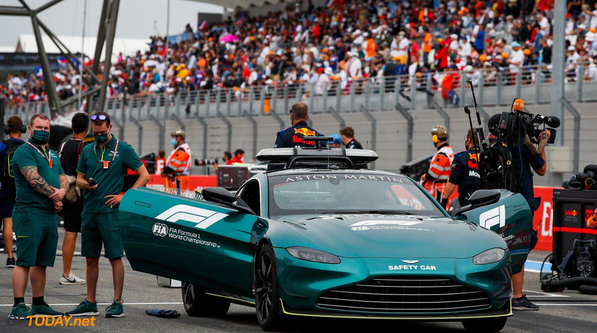 <b>Video: </b>Heerlijk! Rondje over het circuit van Zandvoort in de Safety Car