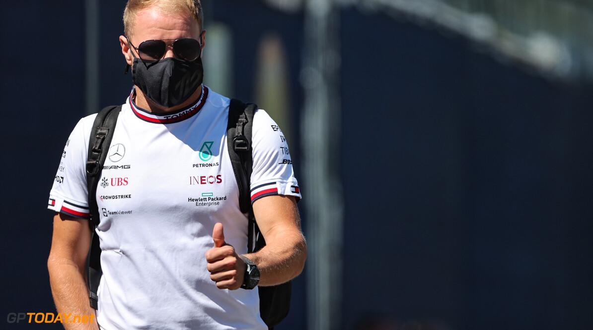 """Bottas houdt rekening met vertrek bij Mercedes: """"Ik kijk naar andere opties"""""""