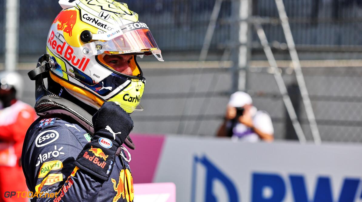 """Max Verstappen na veertiende F1-overwinning: """"Dit moeten we volgende week herhalen"""""""