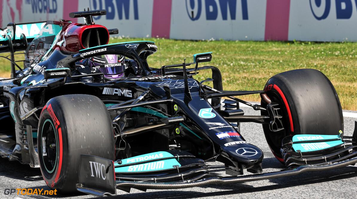 """Contract Lewis Hamilton zou bijna rond zijn """"Kwestie van laatste details"""""""