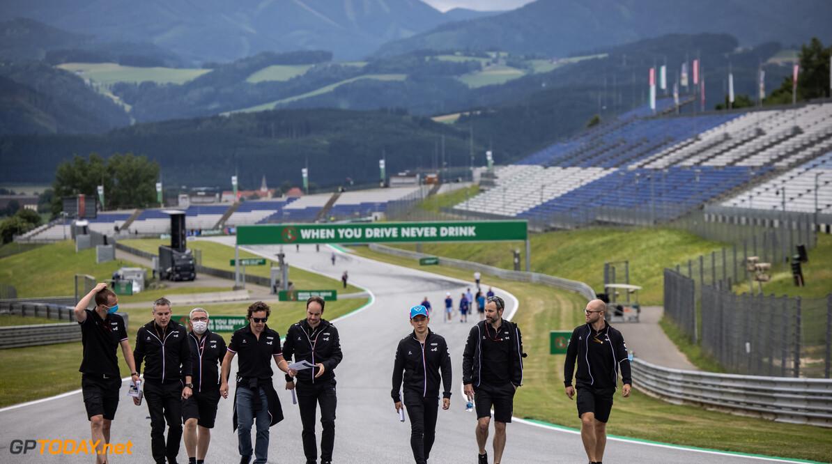 Alonso voorziet grotere kloof tussen middenveld en de top in Spielberg