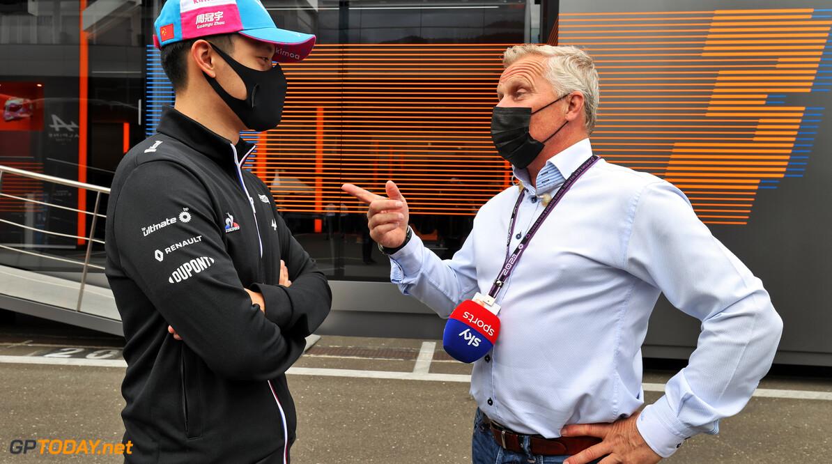 Esteban Ocon lobbyt  bij Alpine voor een ander chassis