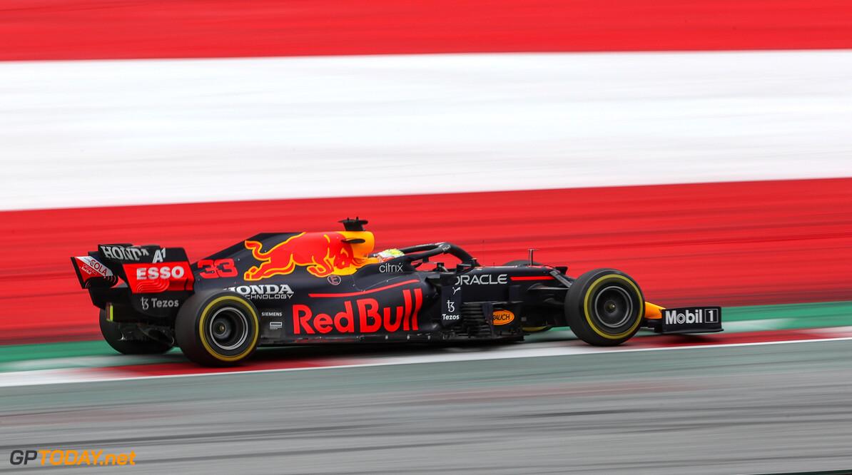 <b> Samenvatting F1 Grand Prix van Oostenrijk VT3: </b>  Max Verstappen zet Mercedes op meer dan halve seconde achterstand