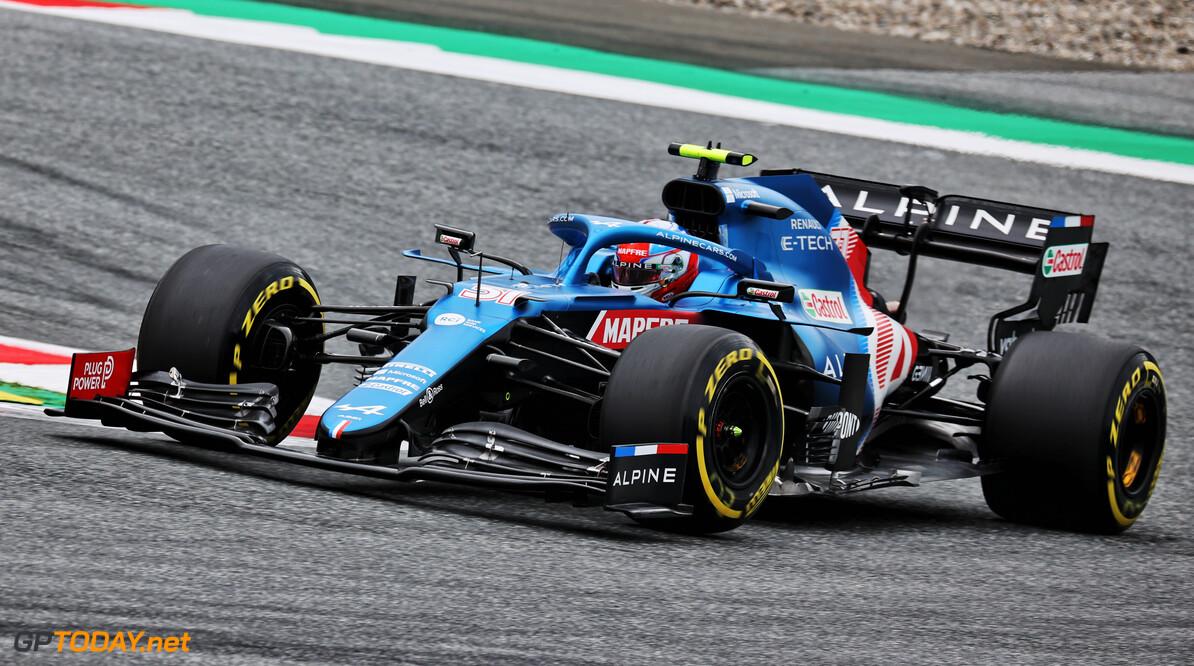 Esteban Ocon moet napraten bij FIA om fout geparkeerde bolide