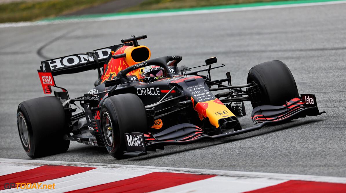 <b> Samenvatting Kwalificatie F1 GP van Oostenrijk: </b> Verstappen als heer en meester naar pole position voor Norris en Perez