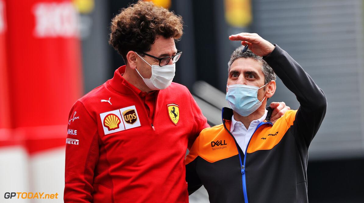 """Binotto vindt concurrentie onsportief: """"Niemand hield zich aan regels in de pitstraat"""""""