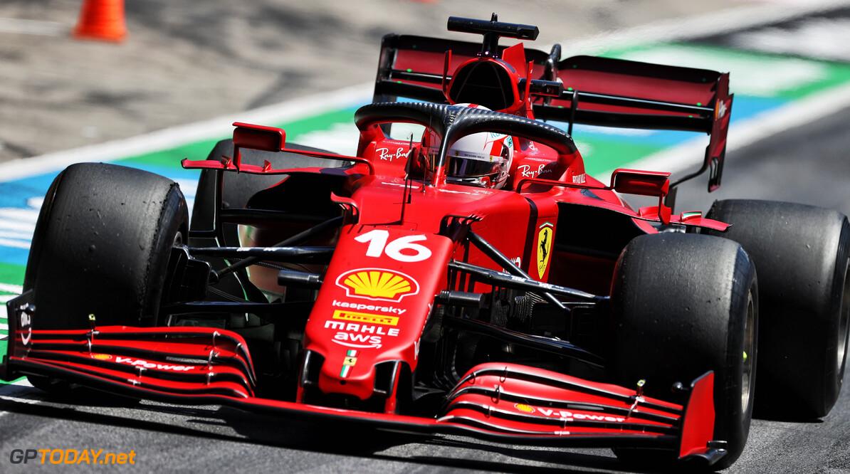 Charles Leclerc is zijn vertrouwen in Ferrari nog niet verloren
