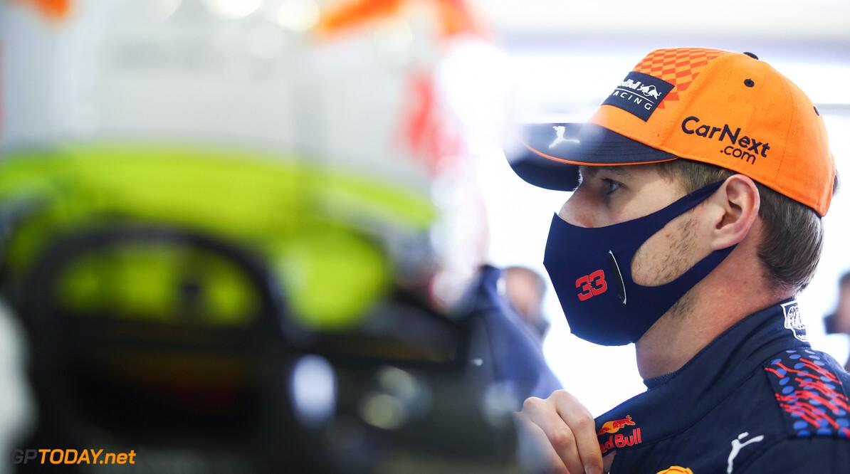 Max Verstappen niet bereid om alles op alles te zetten in eerste sprintrace op Silvestone