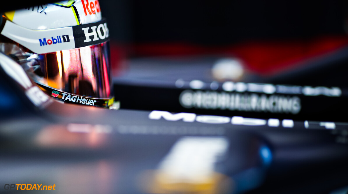 SPIELBERG, AUSTRIA - JULY 03: Max Verstappen of Netherlands and Red Bull Racing prepares to drive in the garage during qualifying ahead of the F1 Grand Prix of Austria at Red Bull Ring on July 03, 2021 in Spielberg, Austria. (Photo by Mark Thompson/Getty Images) // Getty Images / Red Bull Content Pool  // SI202107030288 // Usage for editorial use only //  F1 Grand Prix of Austria - Qualifying     SI202107030288
