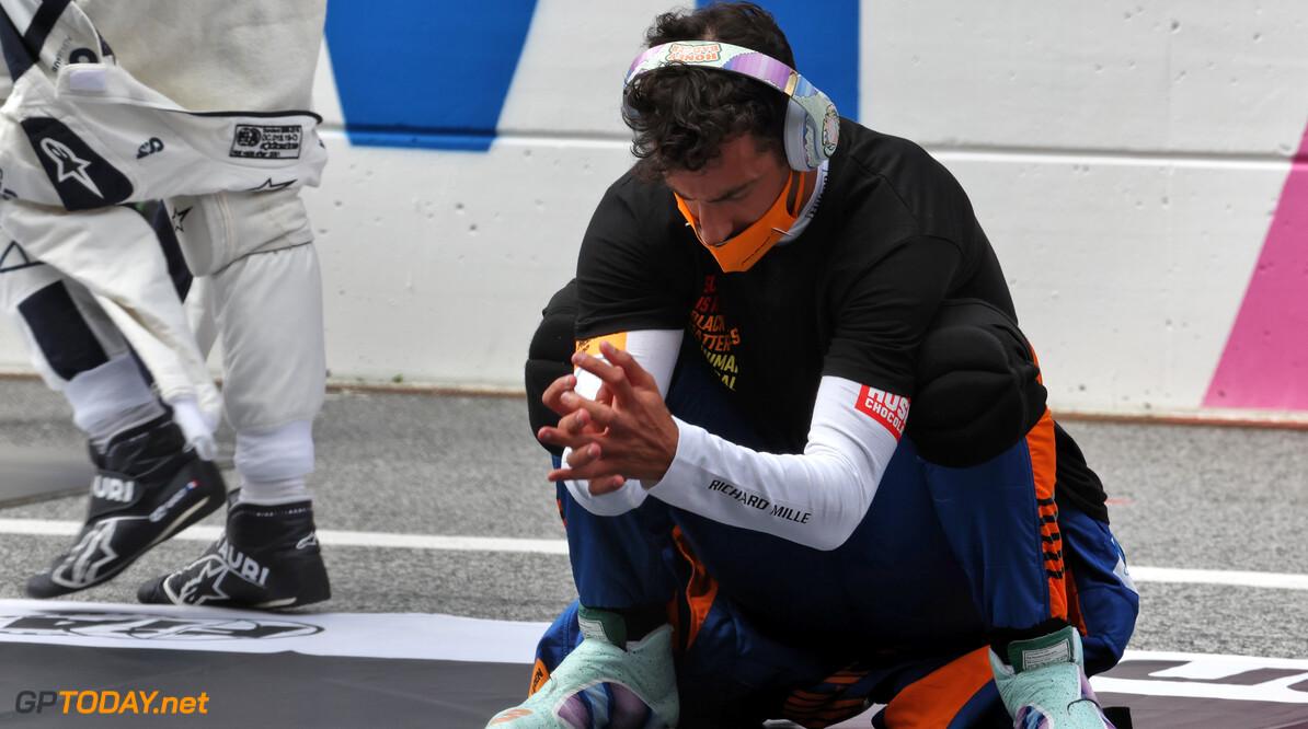 Daniel Ricciardo houdt vol: Situatie krijgt mij niet in de put