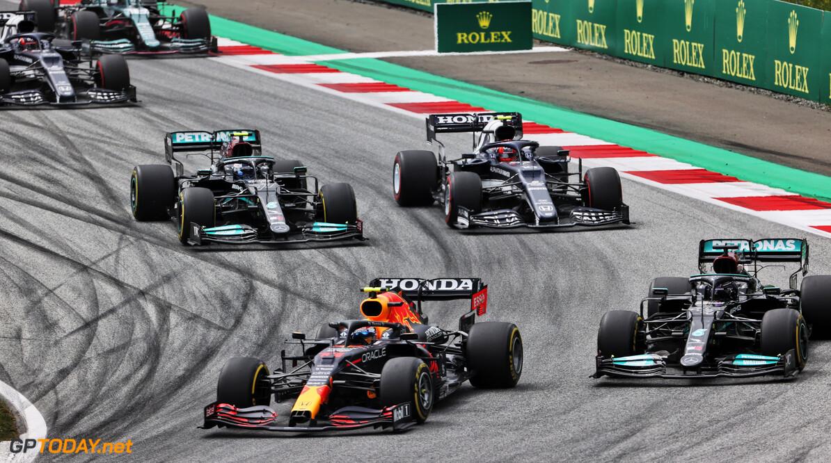F1 kondigt nieuwe award aan voor inhalen