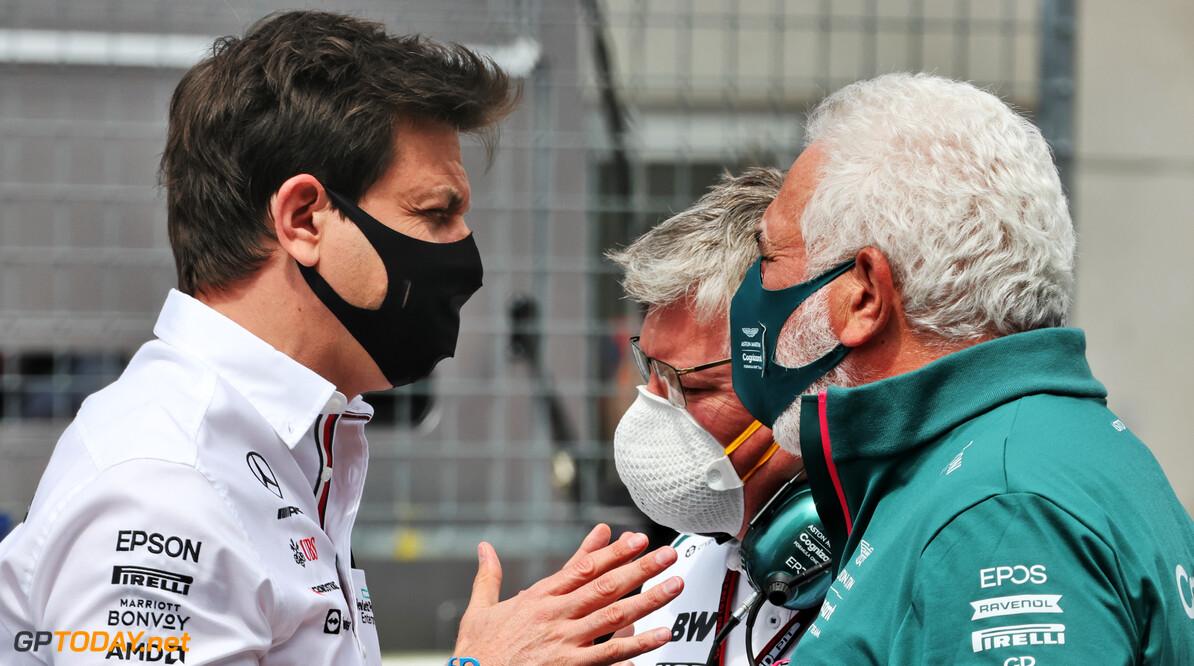 Toto Wolff treft geen blaam bij aankoop aandelen Aston Martin