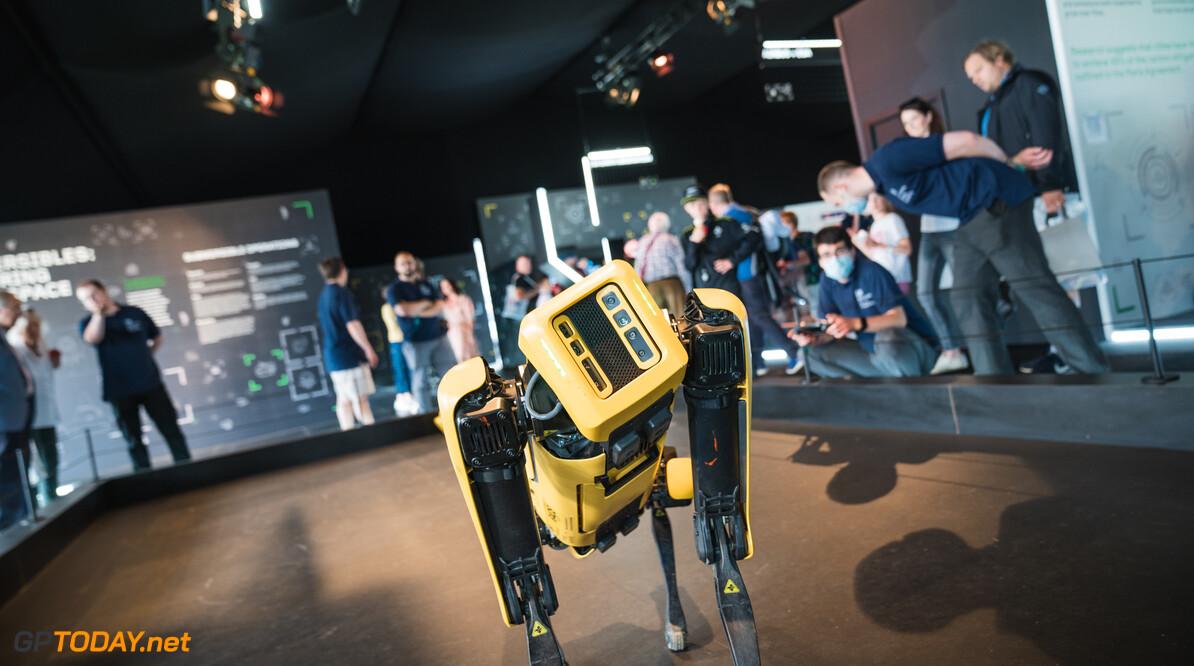 Festival of Speed 2021      2021 boston dynamics Festival of Speed FoS FoS2021 Fos Future Lab Friday Highlights future lab Toby Adamson UKAEA