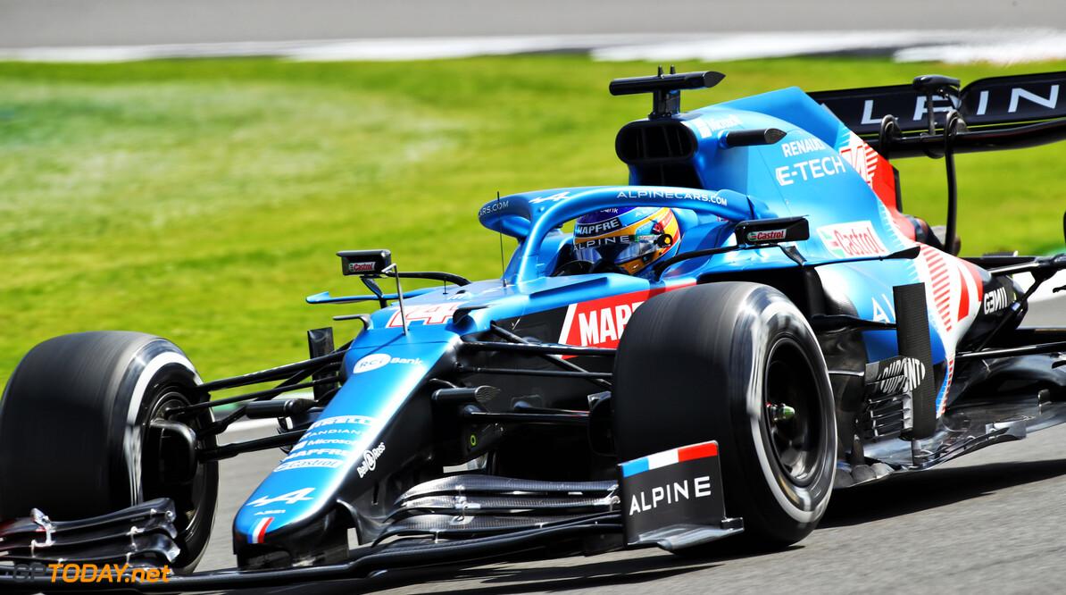 Alonso terug op Le Mans, in een Formule 1-wagen