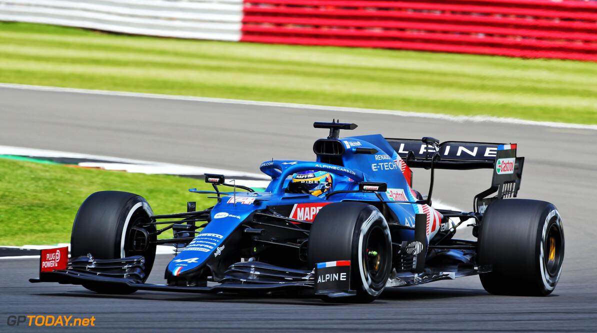 <b>Video: </b>Fernando Alonso's geweldige start tijdens F1-sprintrace