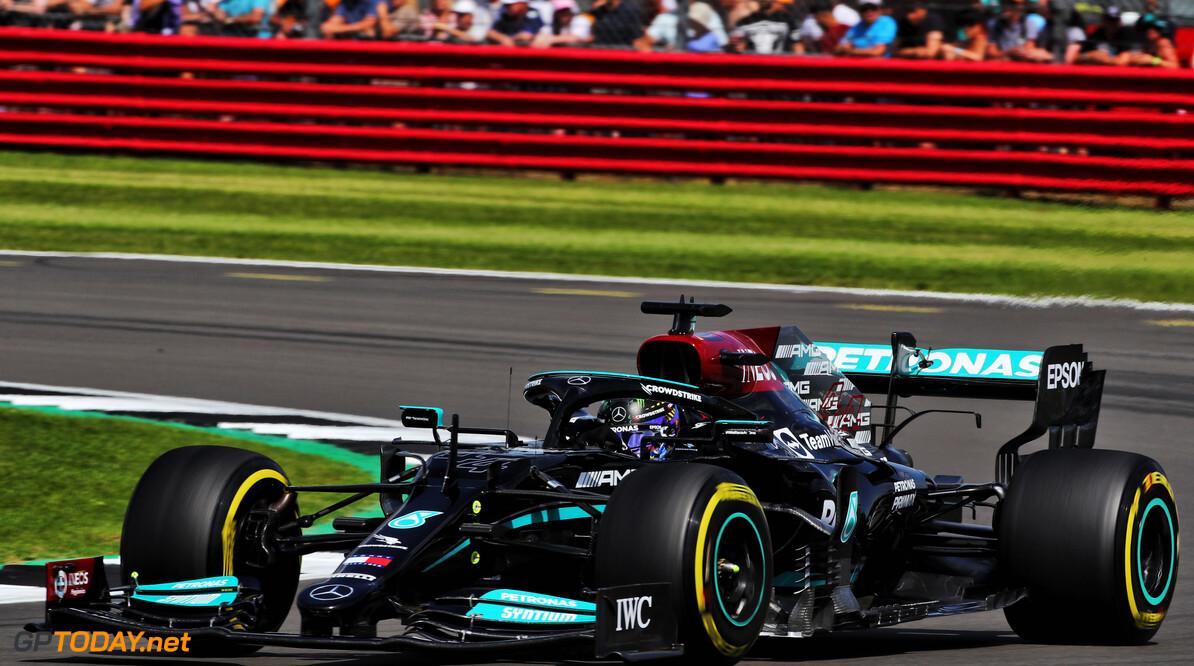 """Lewis Hamilton enthousiast over sprintrace: """"Maar we moeten aan onze starts werken"""""""