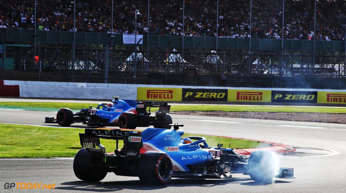 Fernando Alonso rijdt door zolang zijn lichaam het toestaat