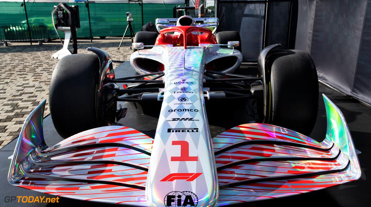 Nieuwe ontwerp F1-auto's is lang niet volgens iedereen zo 'futuristisch'