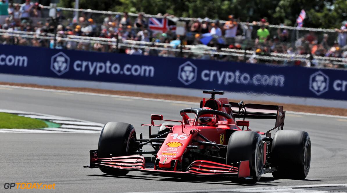"""Charles Leclerc kijkt met bitterzoet gevoel terug op Britse Grand Prix: """"Rot om zo tweede te worden"""""""