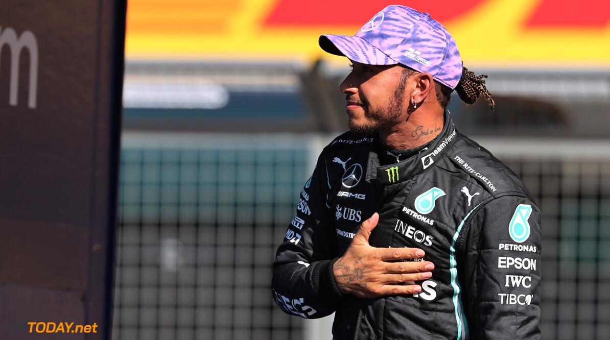 "Charles Leclerc: ""Lewis was zichtbaar agressiever in Silverstone"""