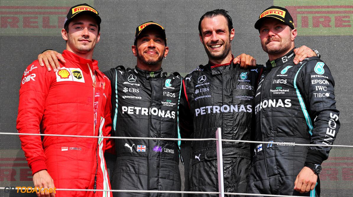 Leclerc wil wel vaker op deze manier strijden om de winst